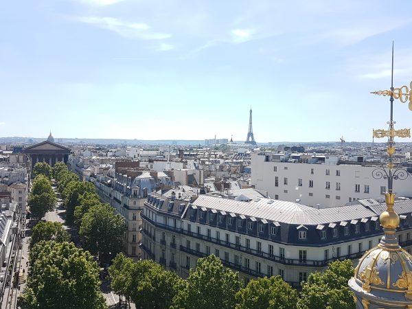 Paris for free
