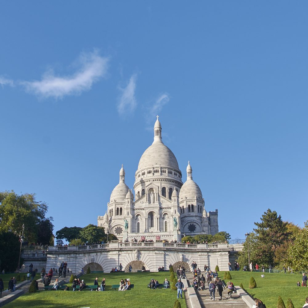 Private walking tour Paris Montmartre